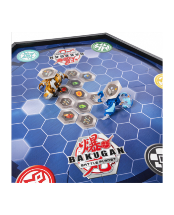 spin master SPIN Bakugan Battle Arena 64427 6045142
