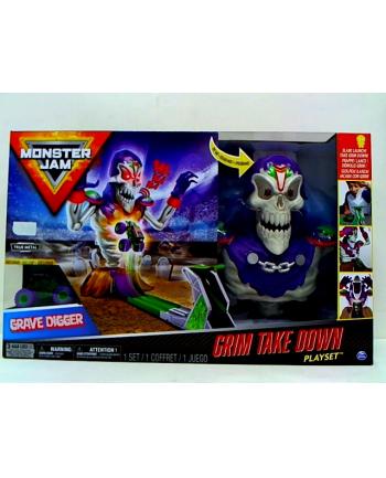 spin master SPIN Monster Jam Zestaw z Zombie 6046632