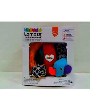 TOMY Lamaze pluszowa piłka akuku L27150