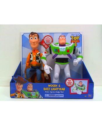 toy story TS4 Buzz Astral + szeryf Chudy 2-pak figurek 64129