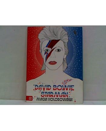 zielonasowa Magia kolorowania Daid Bowie 58.11.1