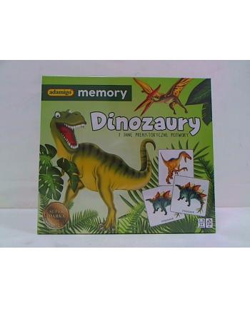 Dinozaury - Adamigo memory 07417