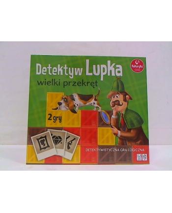 ami-promatek Detektyw Lupka - wielki przekręt 63926