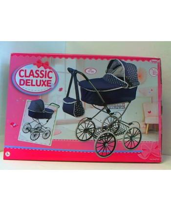BAYER Wózek głęboki Classic Deluxe 12151