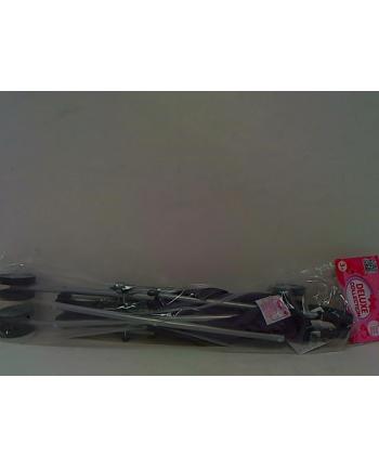 BAYER Wózek parasolka Buggy fiolet+wróżka 30112