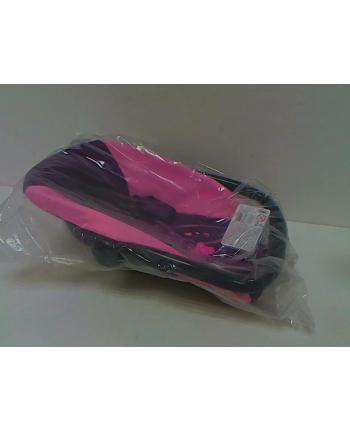 BAYER Fotelik samochodowy fiolet+j.róż 67657