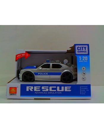 bigtoys Auto policja św/dźw BA6452 36452