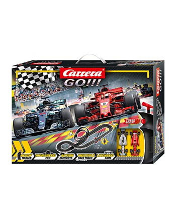 CARRERA GO!!! tor Speed Grip 5,3m 20062482