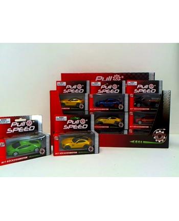 CARRERA Pull&Speed mixed Cars 15817053