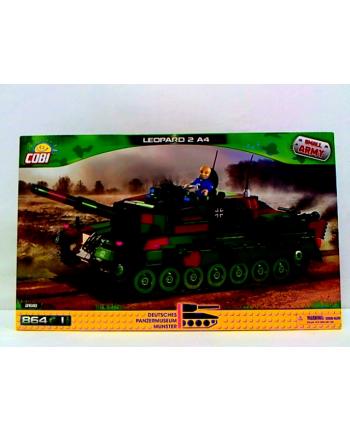 COBI SMALL ARMY Leopard 2A4 840kl 2618