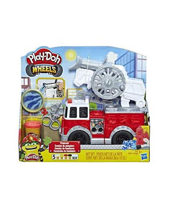 hasbro PLD wóz strażacki + tuby E6103 /2