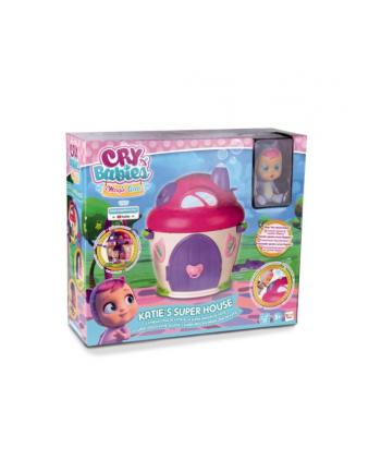 tm toys Crybabies Magic Tears zestaw Katie domek 097940