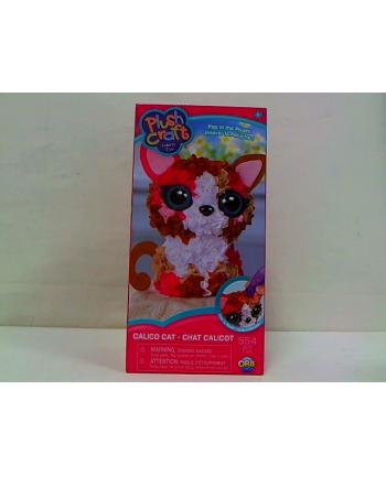 pipistrello Pluszowe rękodzieło 3D kotek 77440