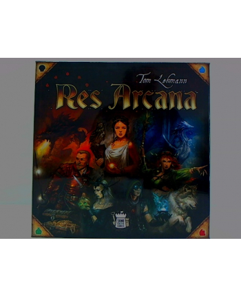 Rebel gra Res Arcana edycja polska 36130
