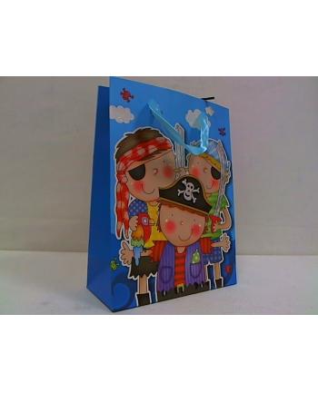 rozette Torebka Lux brokat A5średnia BOYS set1 60153