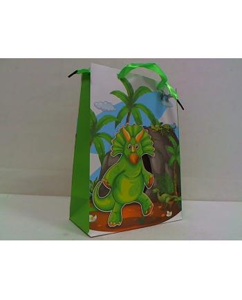 rozette Torebka Lux brokat A5średn.dziec.Dino-Dino 65677