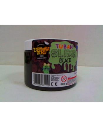 TUBAN-Super Slime czarny 0,5kg TU3114 31145