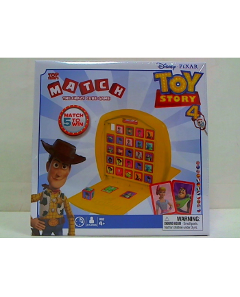 winning MATCH TopTrumps Toy Story 4 033428