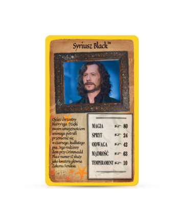 winning TopTrumps Harry Potter i Zakon Feniksa 036436