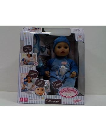 zapf creation Baby Annabell® Lalka baby Annabell Alexander