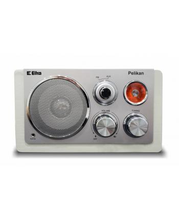 eltra Radio PELIKAN 2 kolor biały
