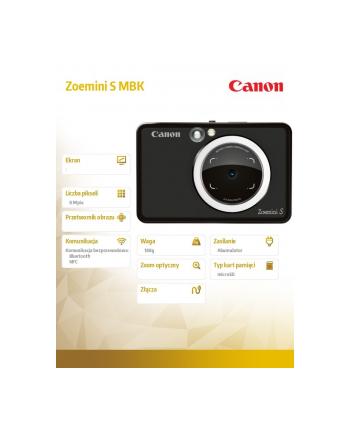 canon Aparat z funkcją wydruku Zoemini S MBK 3879C005