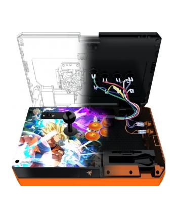 Joystick RAZER Dragon Ball FighterZ Atrox Arcade Stick do Xbox One
