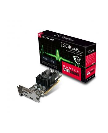 SAPPHIRE PULSE RADEON RX 550 4G GDDR5 HDMI / DVI-I / DP LP OC (UEFI)