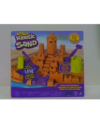 Kinetic Sand Zamek na plaży 6044143 Spin Master