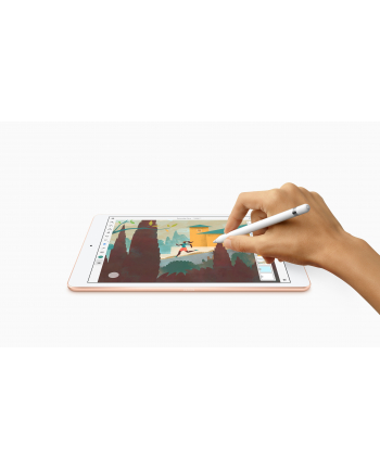 apple iPad 10.2-inch Wi-Fi + Cellular 128GB - Gold