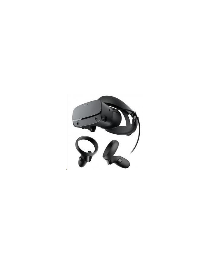 Virtual Reality Headset Oculus Rift S +2 x TOUCH Controllers (MI-BL&MI-BR)/ BLACK 2560 x 1440 LCD (301-00178-01)