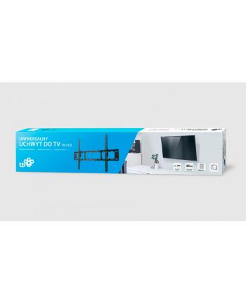 Uchwyt TV TB-751E do telewizora do 80' 35kg max VESA 600x400