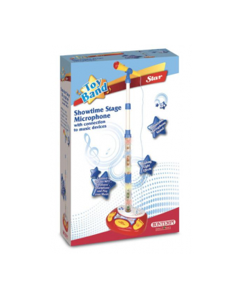 dante Bontempi Star Mikrofon ze statywem, efekty świetlne, MP3 40 2300