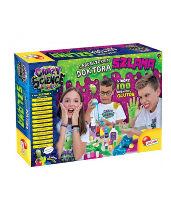 lisciani giochi Crazy Science Doktor Szlam 68685 LISCIANI