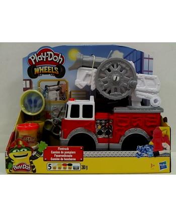 Play-Doh WHEELS Wóz strażacki E6103 p2 HASBRO