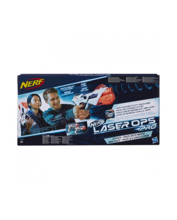 NERF LASER OPS PRO ALPHAPOINT TWO E2281 HASBRO