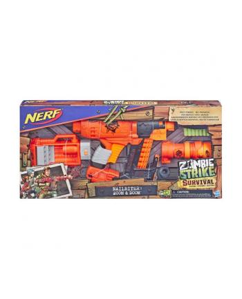 NERF Zombie Nailbiter Zoom and Doom E6163 HASBRO