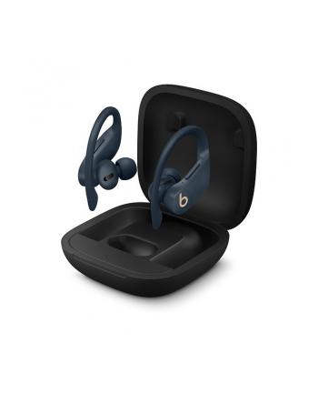 apple Słuchawki douszne bezprzewodowe Powerbeats Pro - Totally Wireless - granatowe