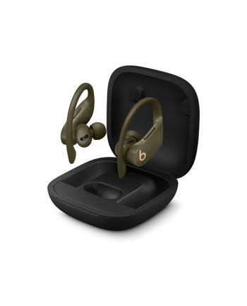 apple Słuchawki douszne bezprzewodowe Powerbeats Pro - Totally Wireless - leśna zieleń