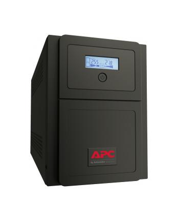 apc Zasilacz awaryjny SMV1500CAI UPS EASY SMV 1500VA/1050W 6xC13, AVR