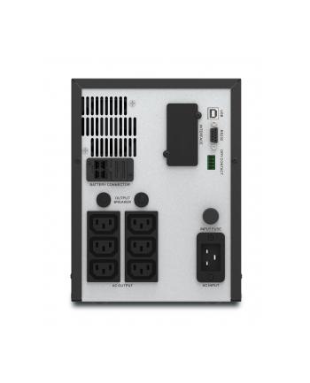 apc Zasilacz awaryjny SMV3000CAI UPS EASY SMV 3000VA/2100W 6xC13, AVR