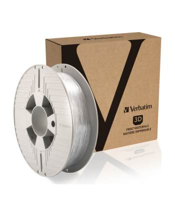 Filament VERBATIM / DURABIO / Clear / 1,75 mm / 0,5 kg