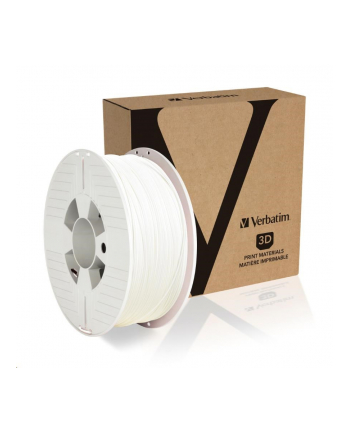 Filament VERBATIM / PLA / White / 1,75 mm / 1 kg