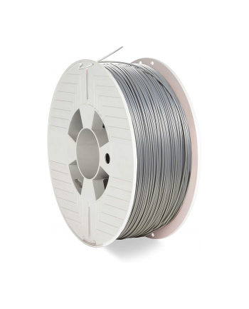 Filament VERBATIM / PLA / Silver-Metal Grey / 1,75 mm / 1 kg
