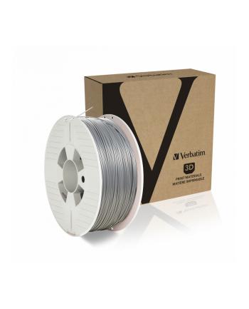 Filament VERBATIM / PLA / Silver-Metal Grey / 1,75 mm / 1 kg