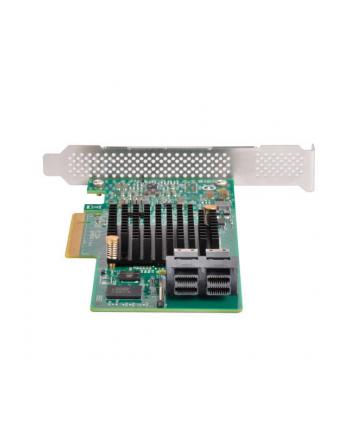 Silverstone SST-ECS05 PCI-E Express Card Gen 3.0 x8 SAS (12Gb/s) / SATA (6Gb/s)