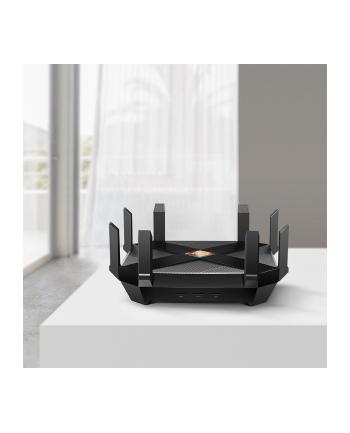 TP-Link Archer AX6000 Dual band WiFi Gbit router 8xLAN, 2xUSB, USB C, Quad-Core
