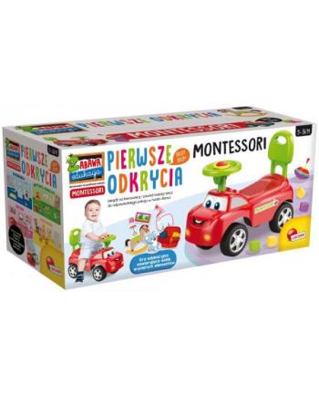 lisciani giochi Montessori Moje pierwsze odkrycia 76567 LISCIANI