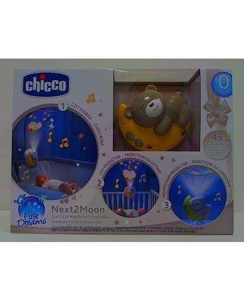 Chicco Panel na łóżeczko Next2Moon Neutralny
