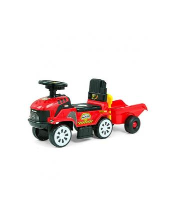 Jeździk Pojazd Rolly Plus czerwony Milly Mally 2540